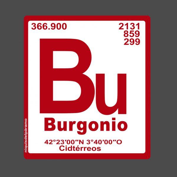 BURGONIO (Bu)